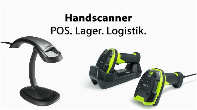 Barcodescanner / Handscanner