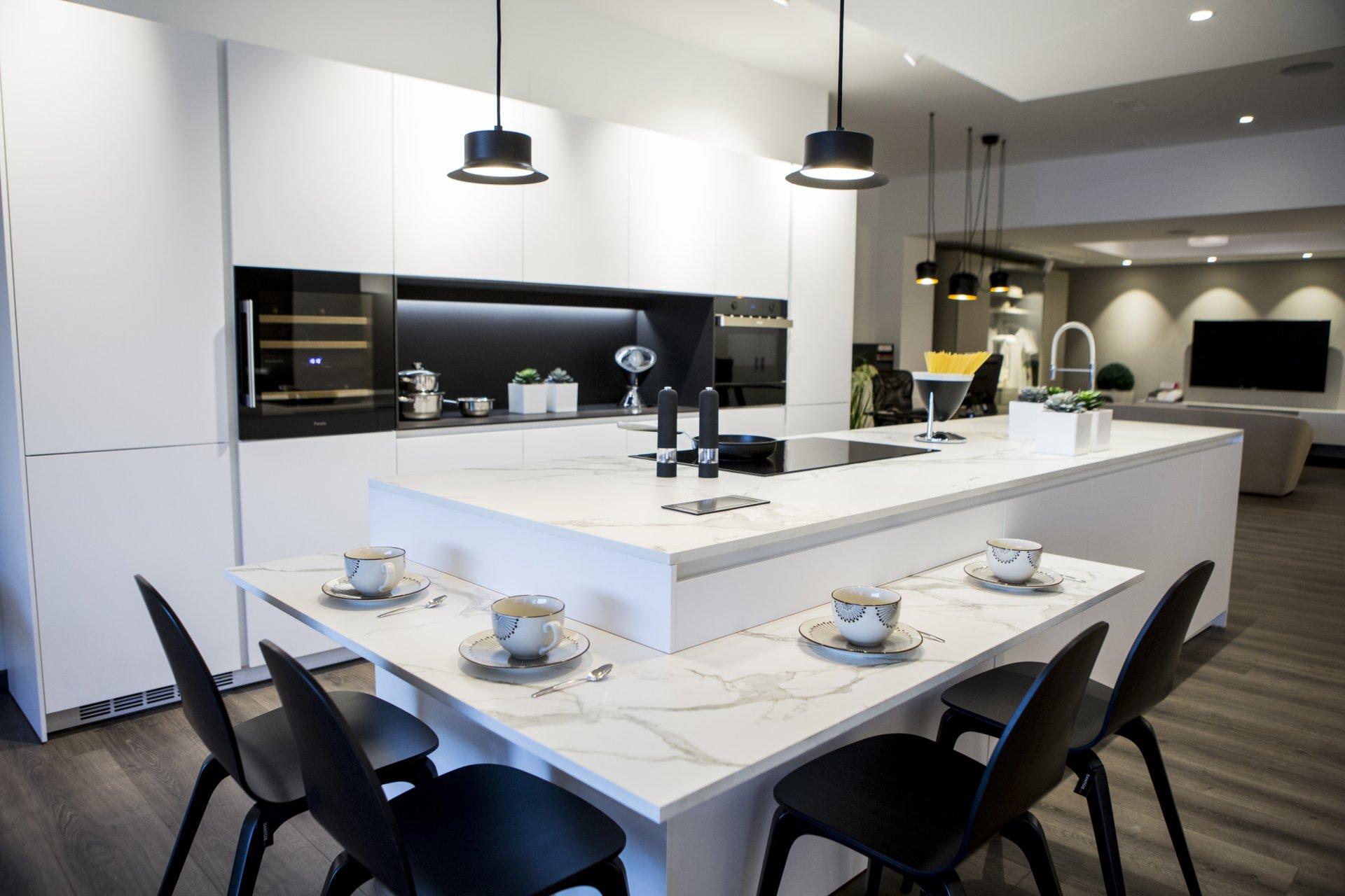 Estudio de cocinas SANTOS Alzira - KOOKERS