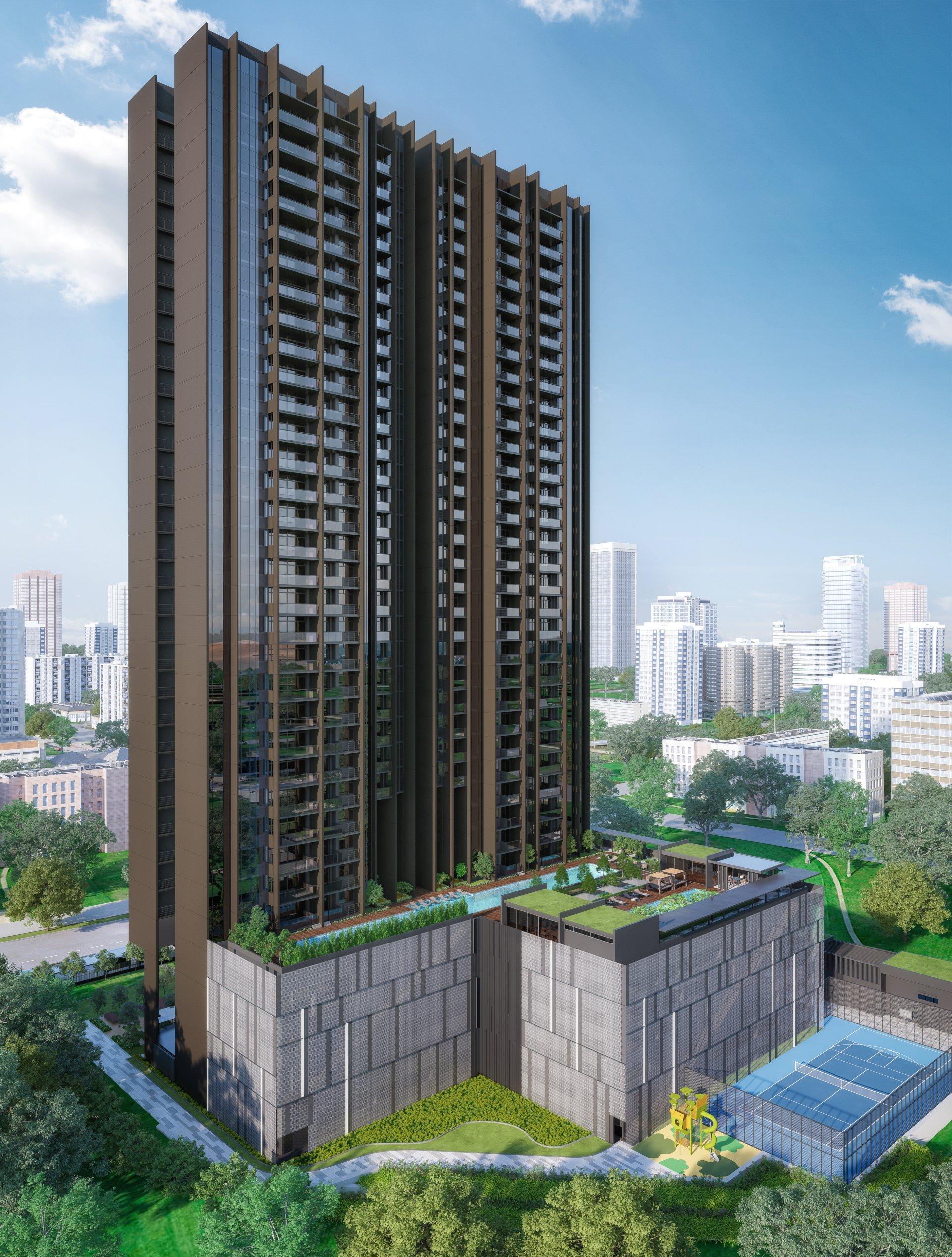 pullman residences singapore