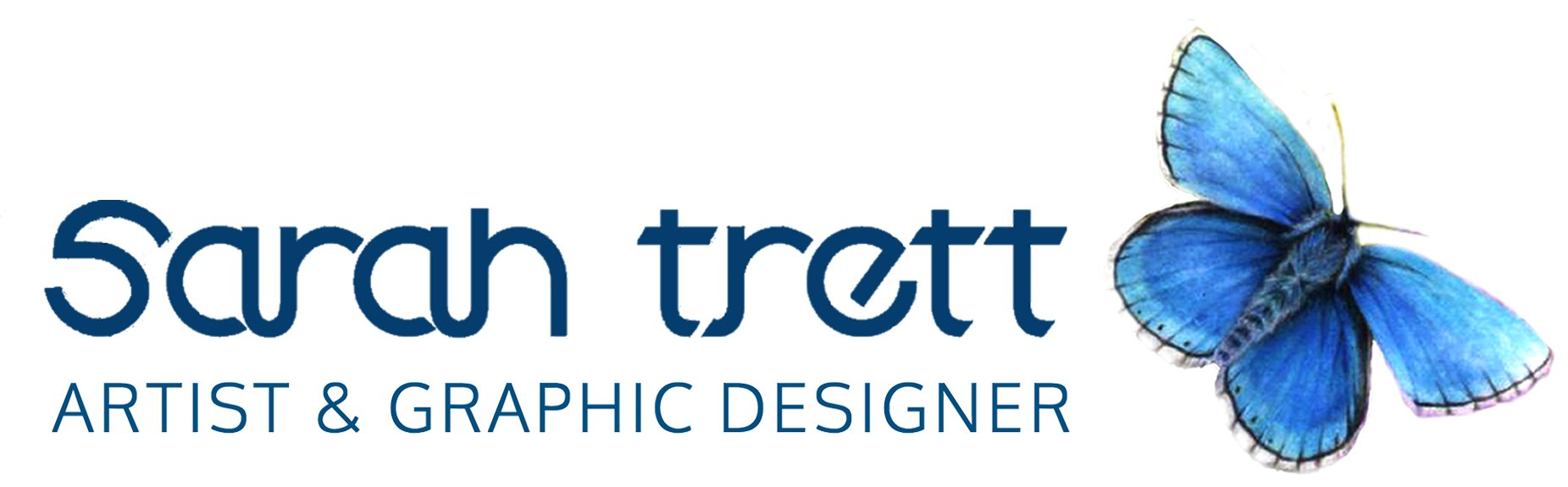 Sarah Trett - ARTIST & GRAPHIC DESIGNER