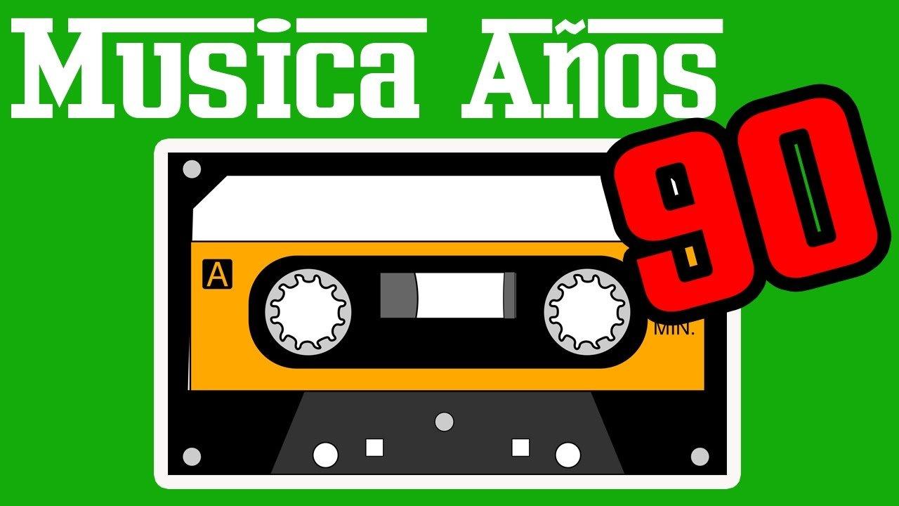 Las Mejores Canciones Y La Mejor M 250 Sica De Los 90