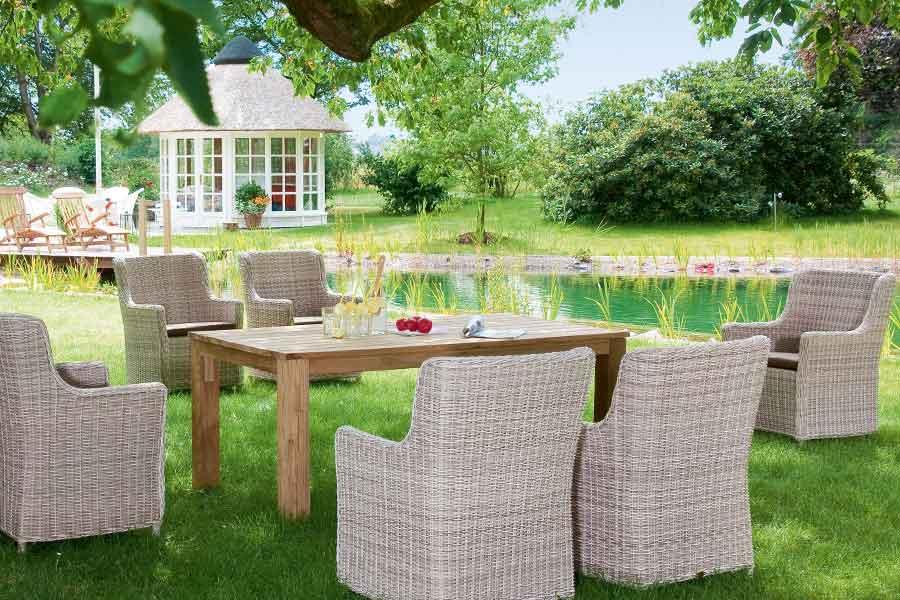 Fantastisch Sonnenpartner Gartenmöbel Zeitgenössisch - Die ...