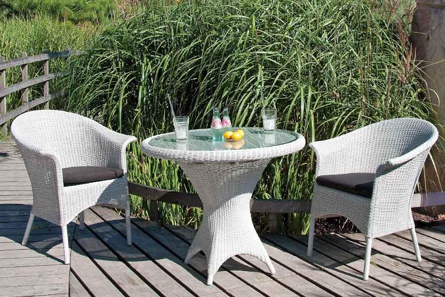 Gartenmöbel in Rattanoptik die mit 1 A Sitzkomfort u. Qualität ...