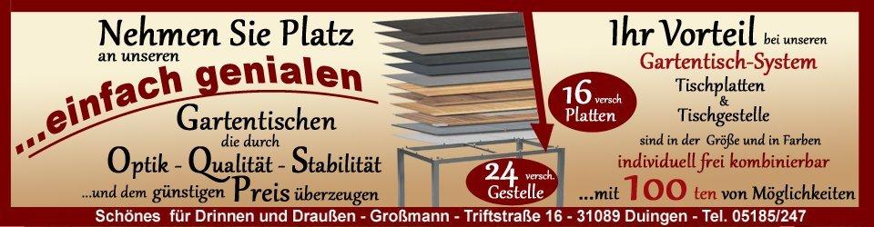 gartentisch rund bis 150 cm garantiert standfest wetterfest pflegeleicht usw. Black Bedroom Furniture Sets. Home Design Ideas