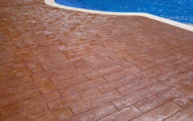pavimentos de hormigon impreso en tarragona barcelona y