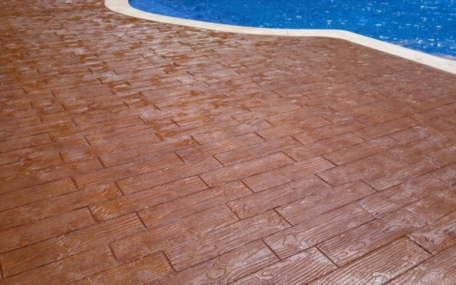 pavimentos de hormigon impreso en tarragona barcelona y On pavimento impreso barcelona