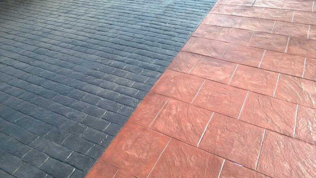 pavimentos de hormigon impreso y pulido en tarragona On pavimento impreso tarragona