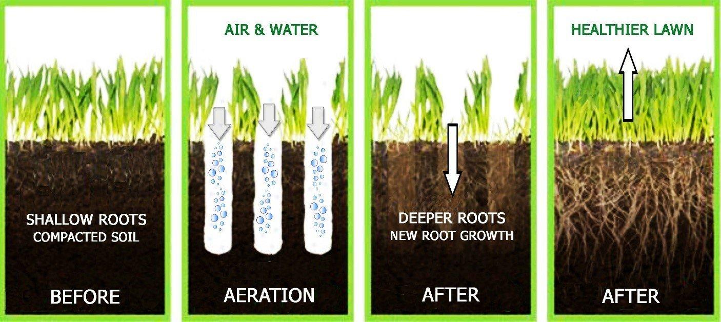 aeration diagram