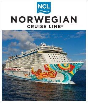 Norwegian Cruise Line Brochure