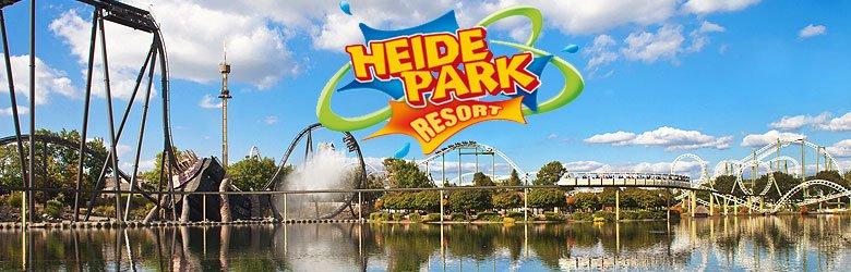 Heide Park Resort In Soltau Norddeutschlands Grosster Freizeitpark