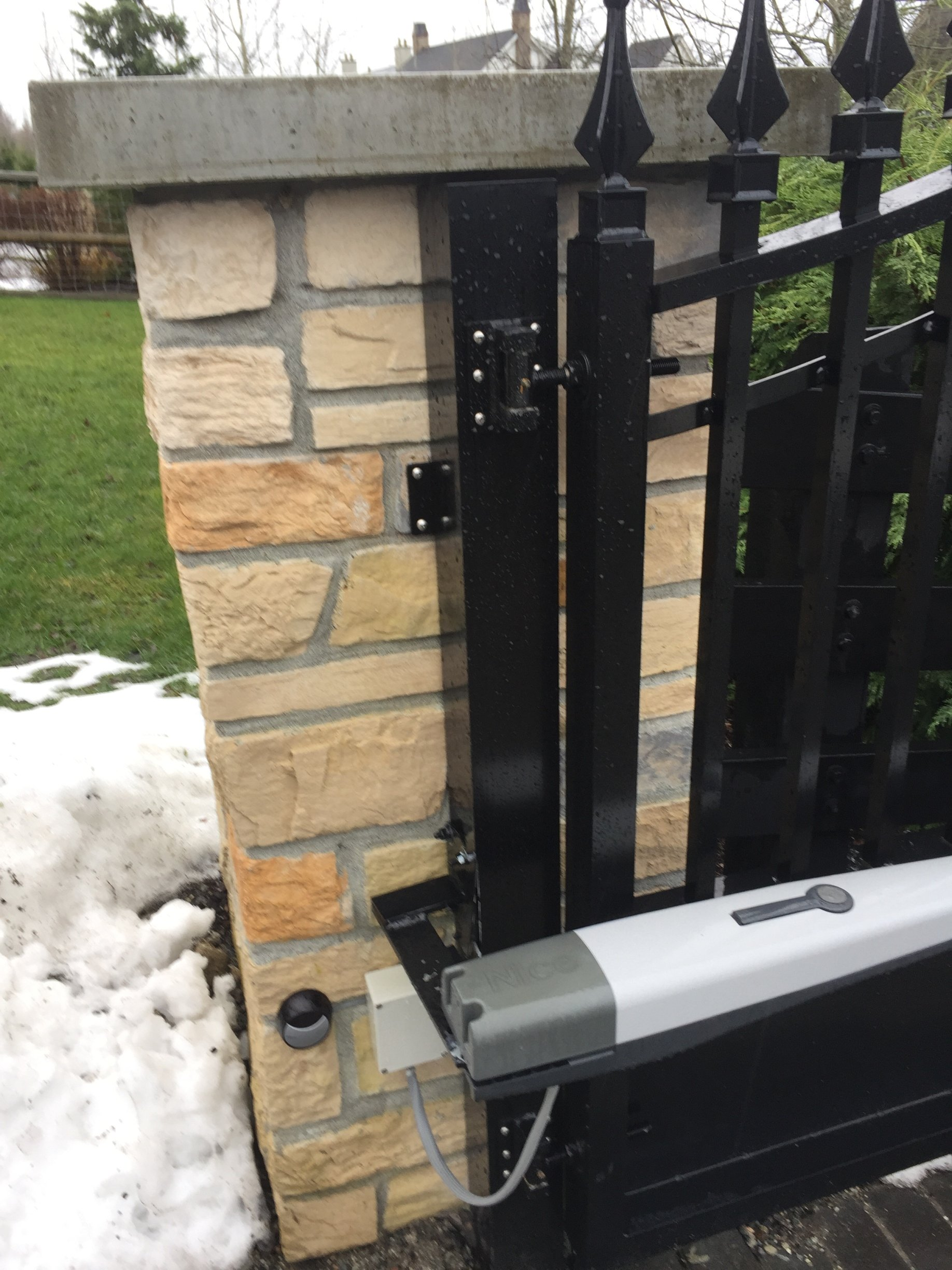Sunlight Gate Amp Door Vancouver Gate Automation Access