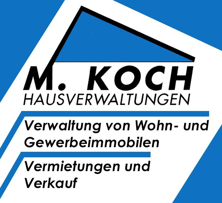 Koch hausverwaltung for Koch website