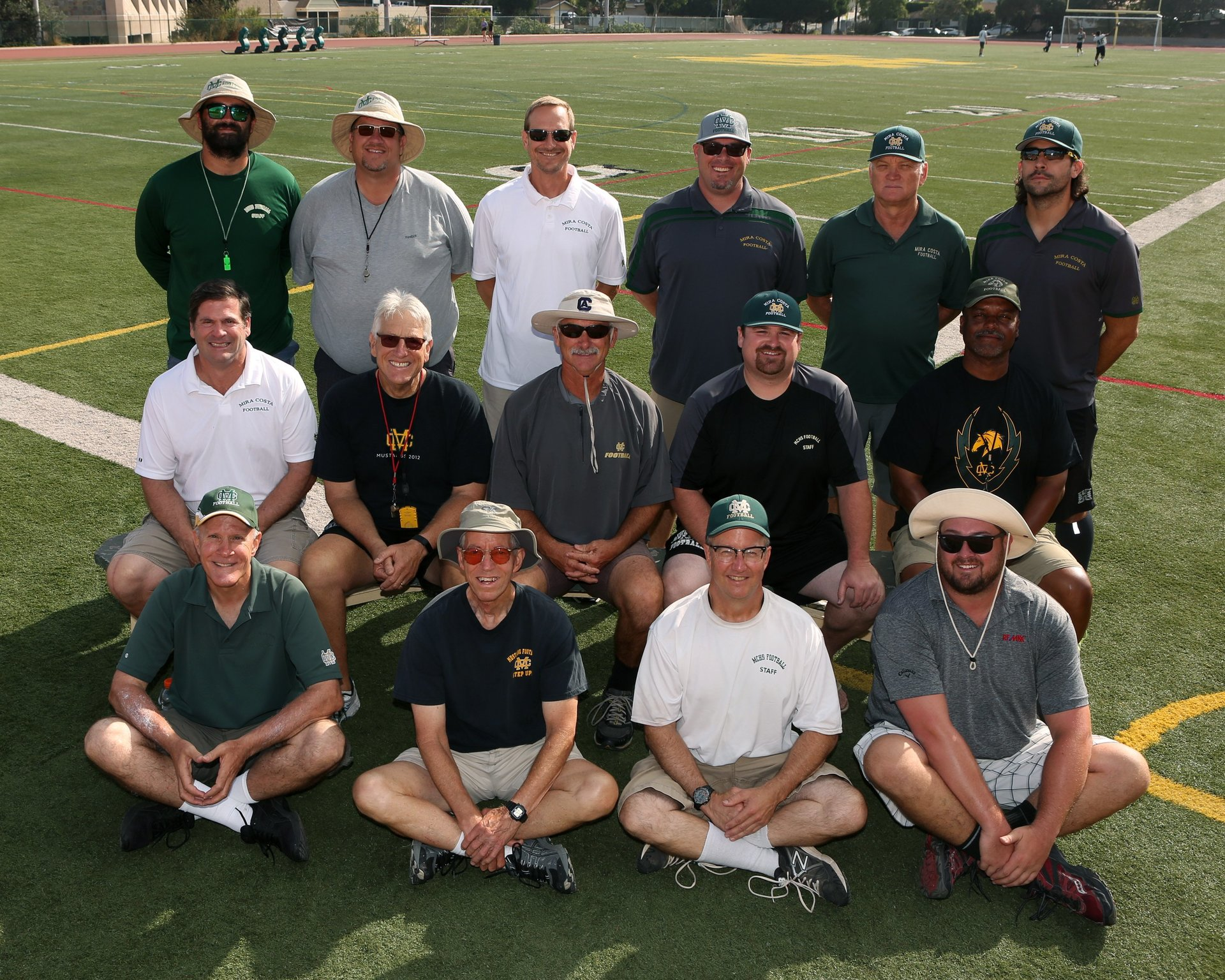 Mira Costa Mustang Coaches