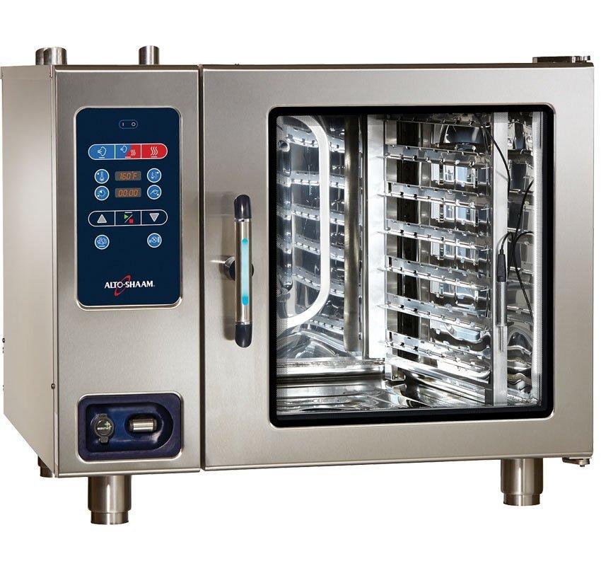alto shaam combi oven manual