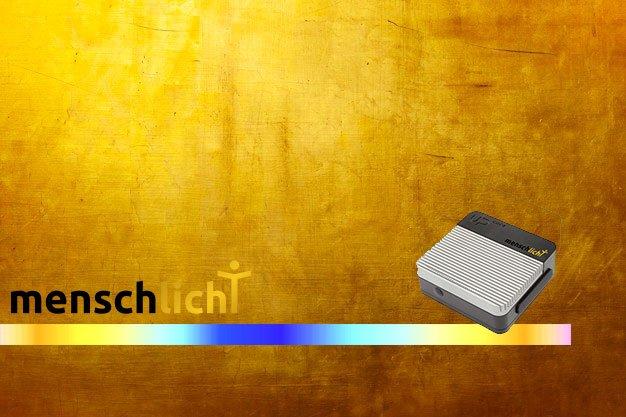 menschlichT - Gutes Licht sinnvoll steuern