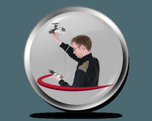técnico instalador de alarmas