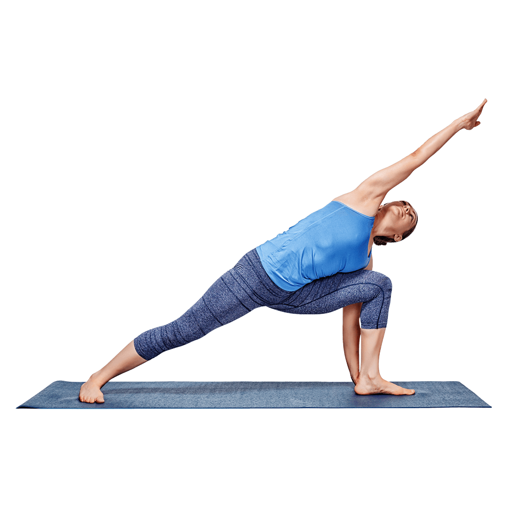 Yoga exercises you can do at home