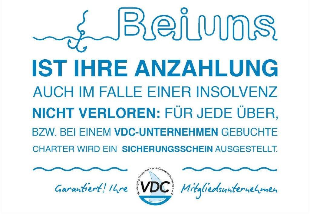 VDC-Chartersiegel
