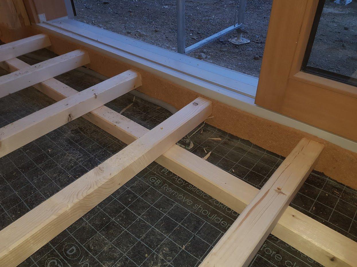 Fußboden Isolierung Verlegen ~ Fußbodendämmung anwendungen von jasmin Öko dämmung