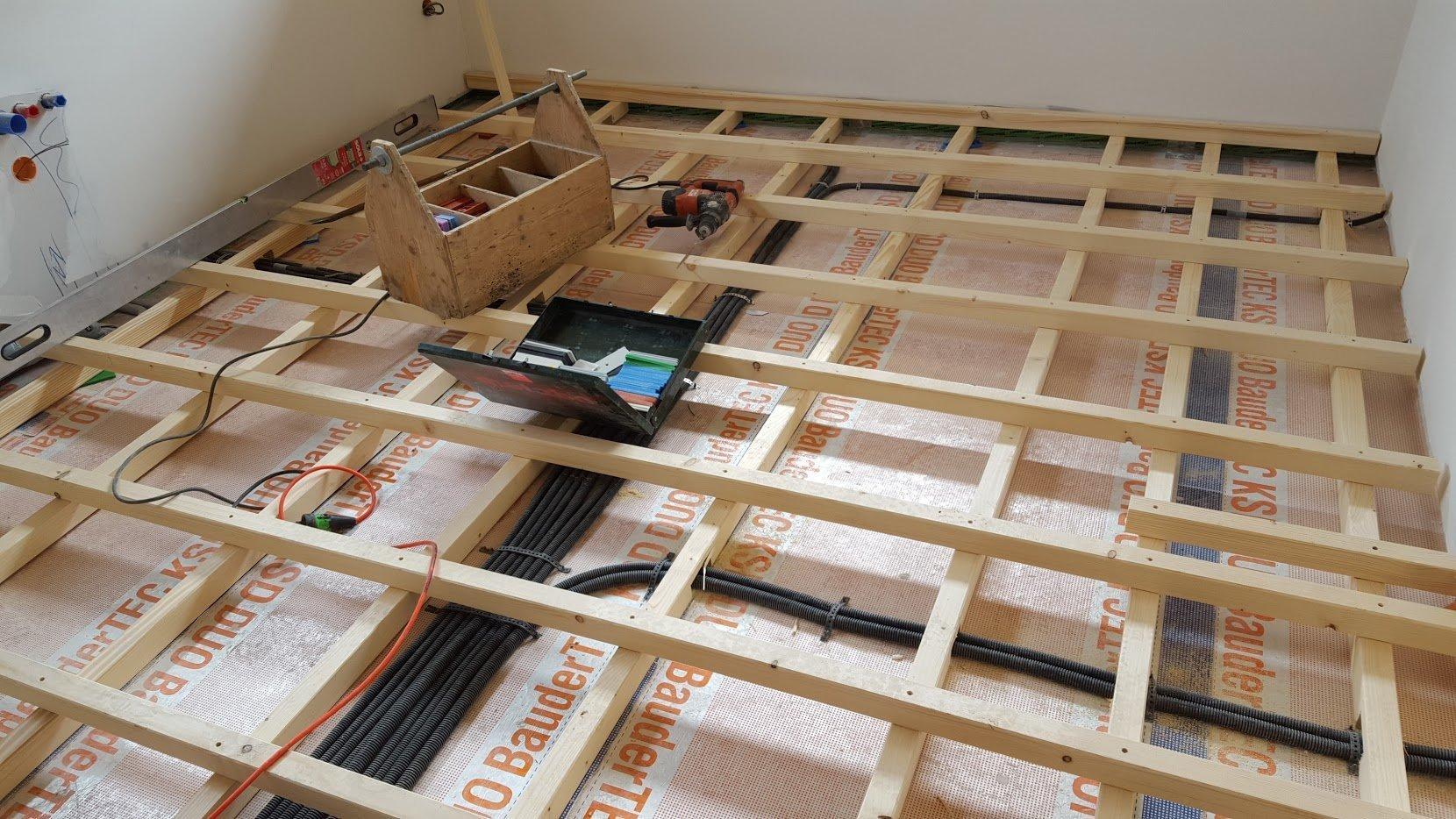 Wintergarten Fußboden Dämmen ~ Fußboden dämmung fußboden dämmung und heizung wir bauen ein haus