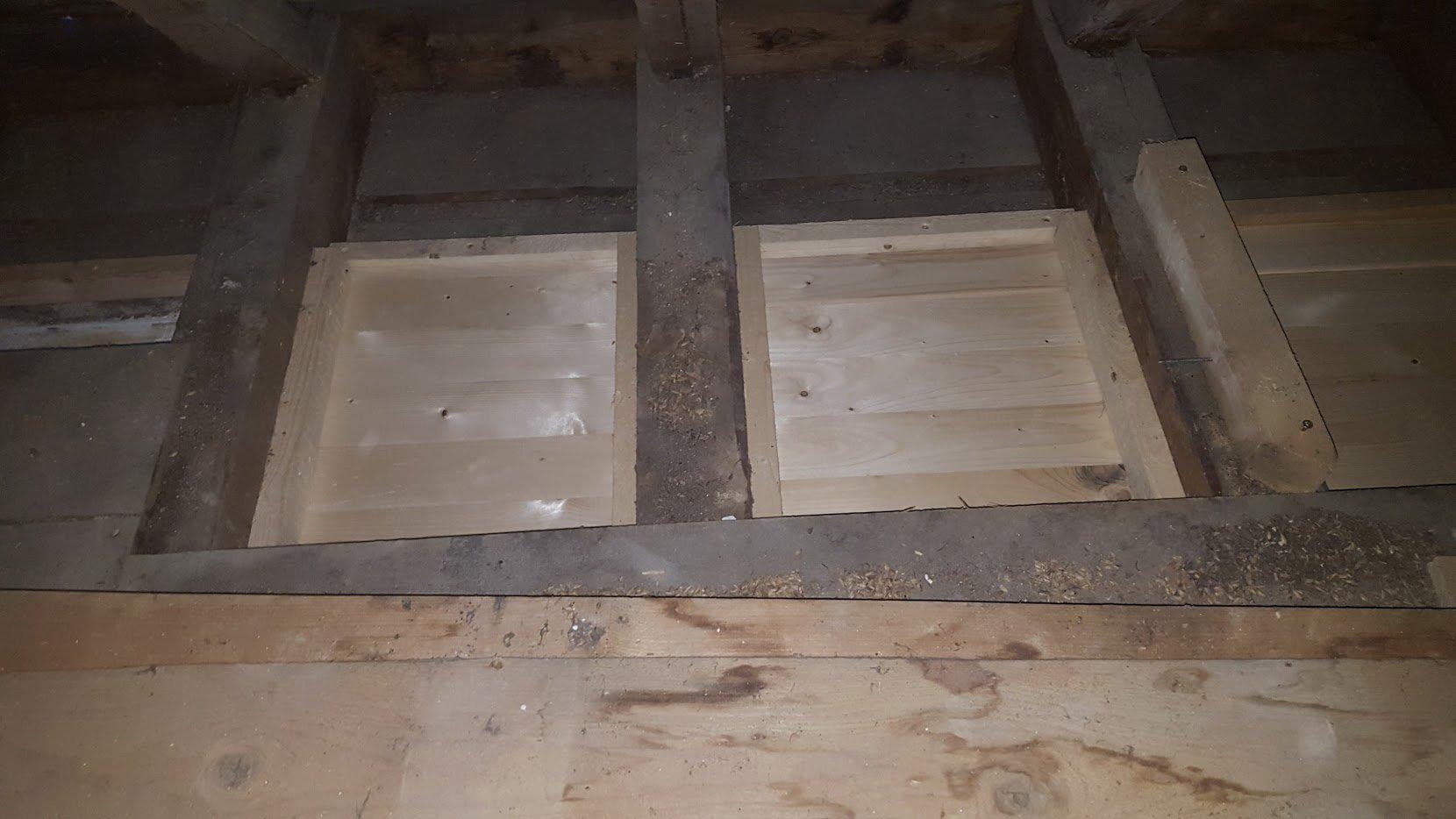 Dachboden Fußboden Nachträglich Dämmen ~ Fußboden dämmen dachboden wie dämmt man ein dach selber