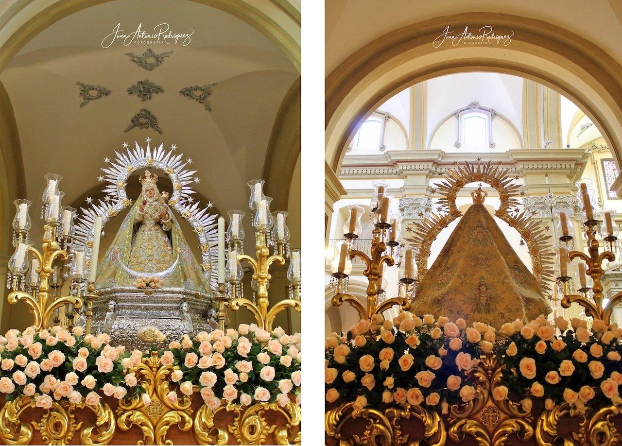 Procesión Nuestra Señora de la Cabeza de Murcia