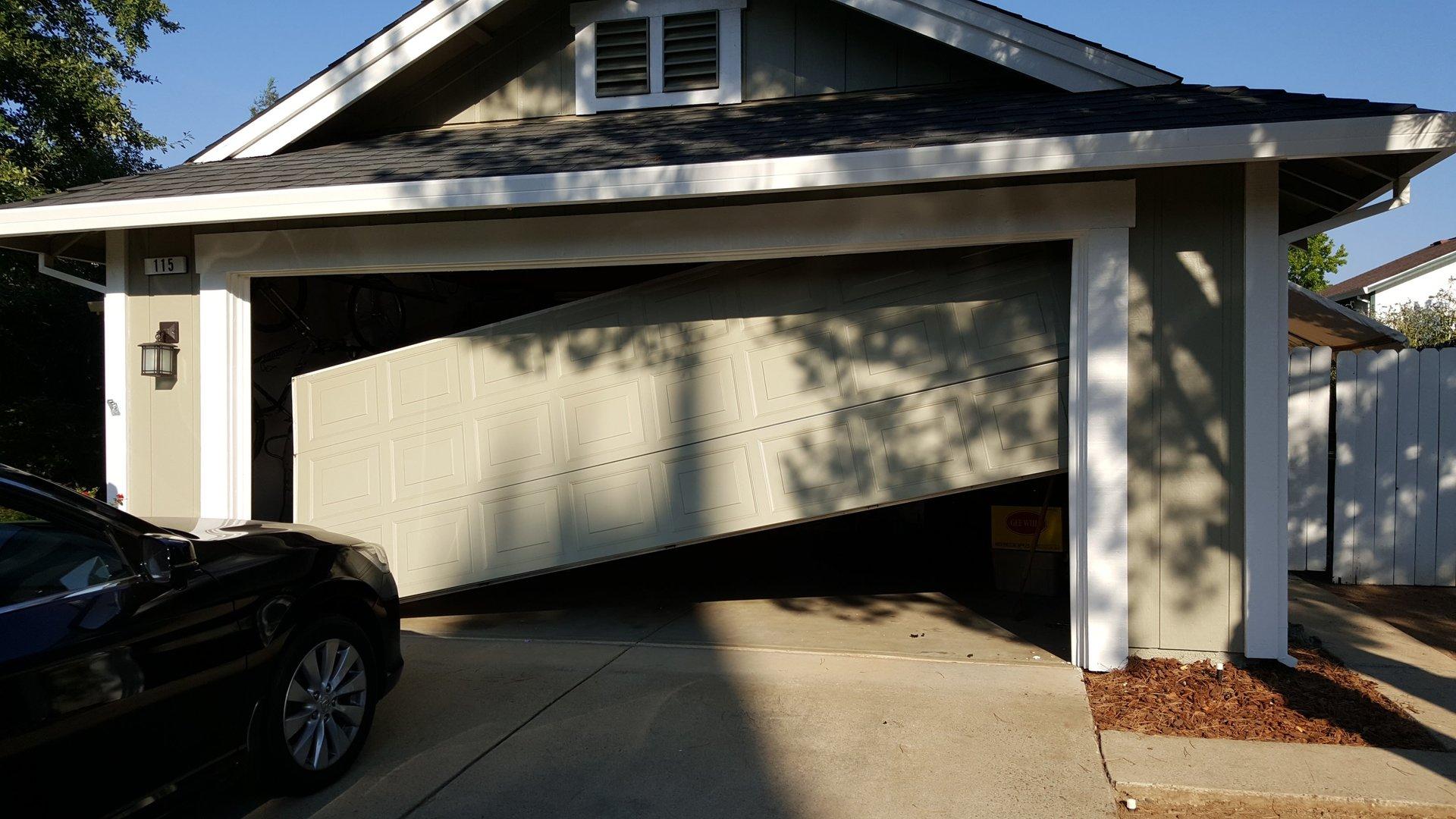 Adm Garage Doors Inc Of Folsom Ca 916 595 5355
