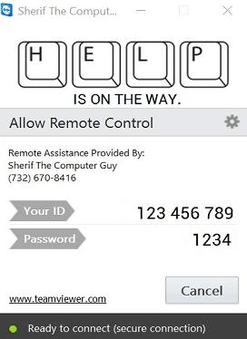 Remote Windows Sample Image