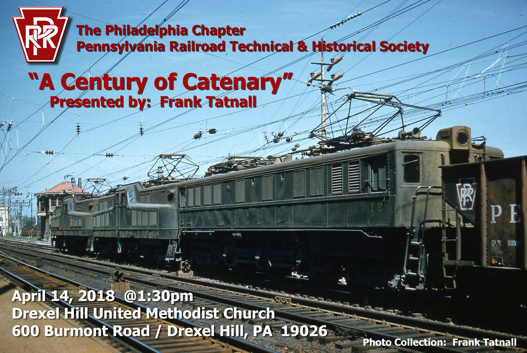 Philadelphia Chapter PRRT&HS - News 2018