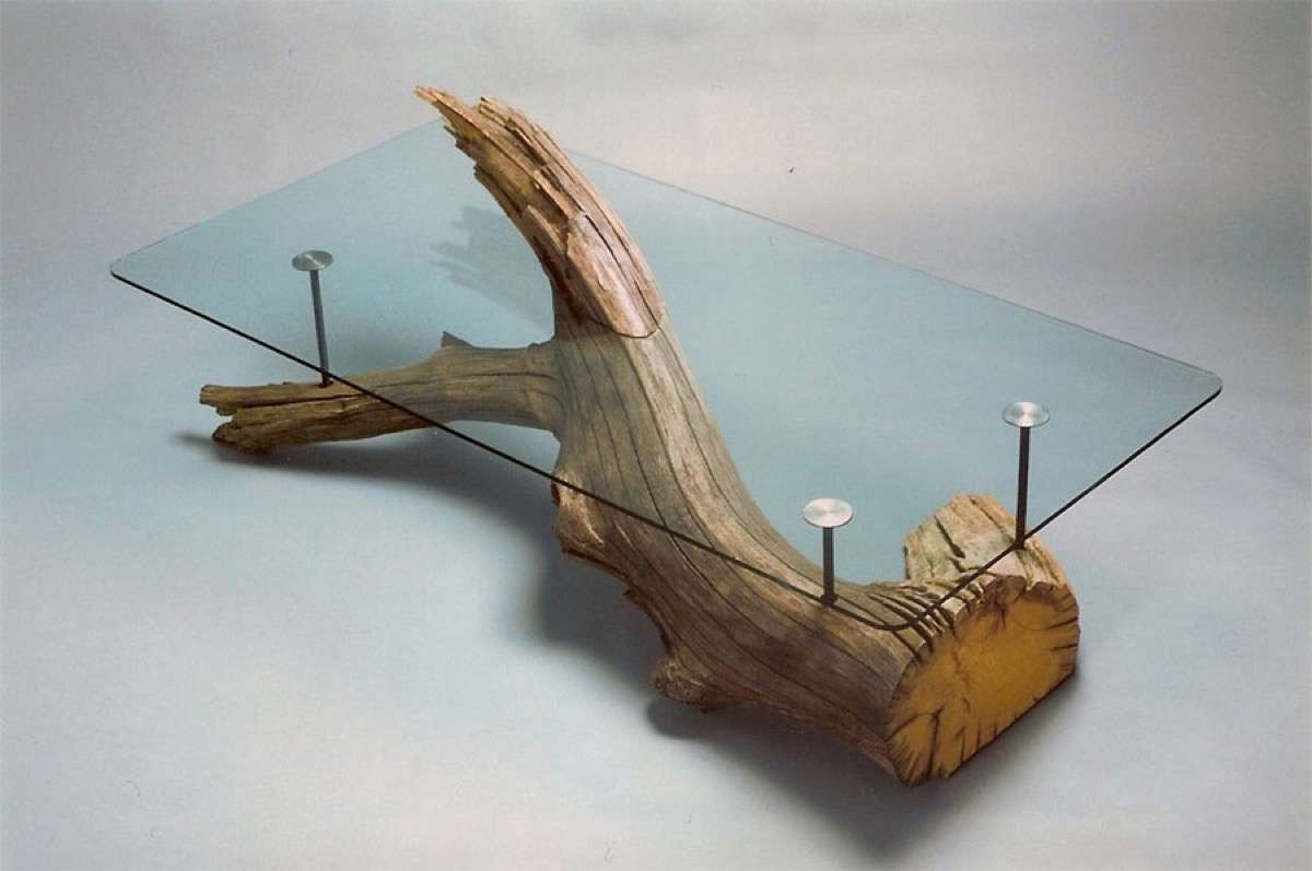 Venta troncos de rbol dise o rustico de sillas mesas de for Mesas de madera precios