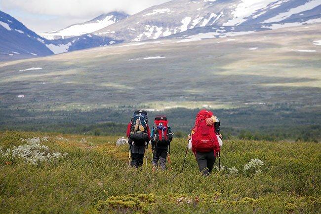Trekkingrucksäcke von Deuter