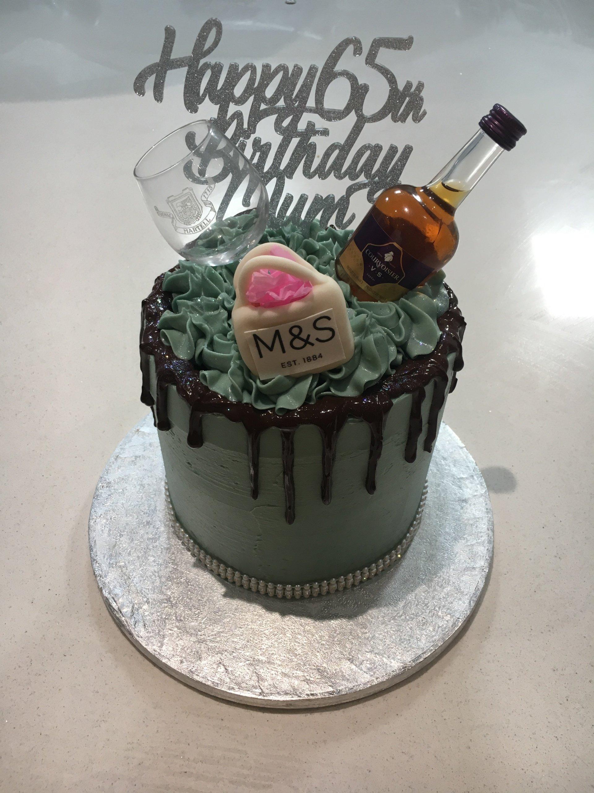 Courvoisier Brandy Cakecourvoisier Brandy Cake