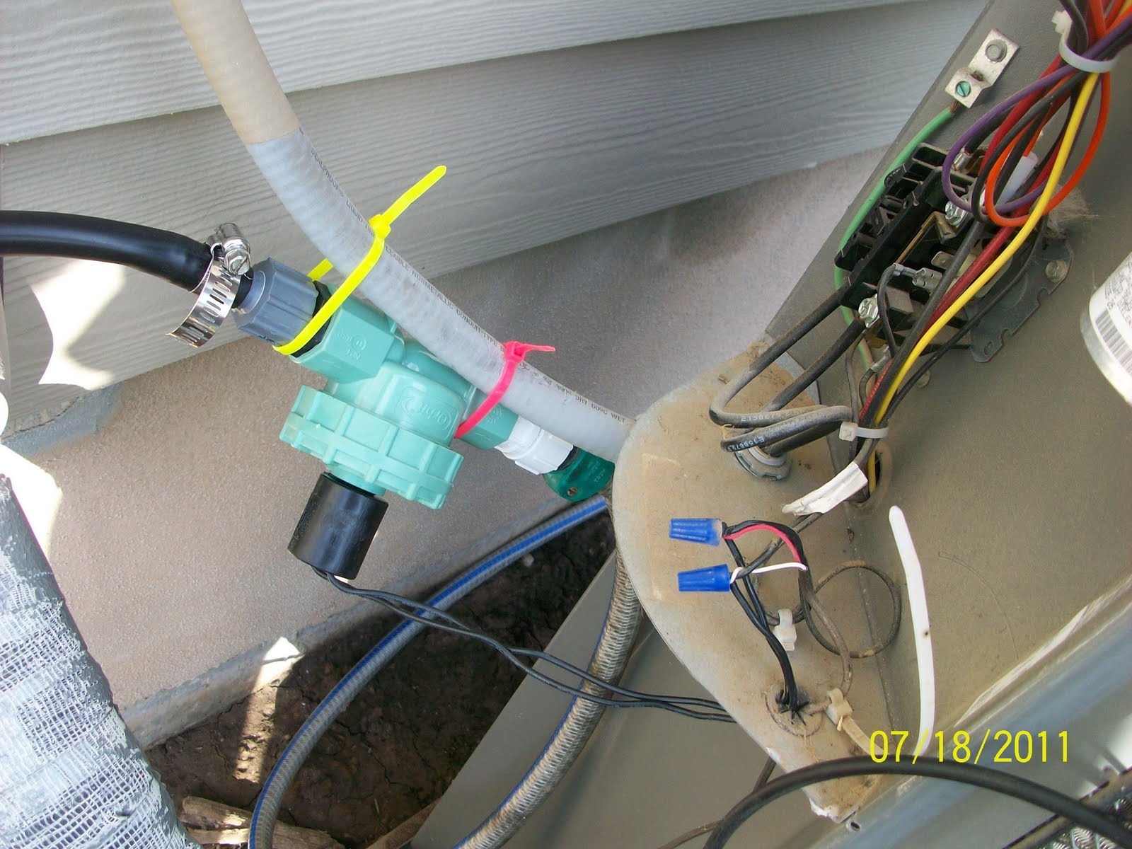 Misting Systems For Ac Units : Mist your ac