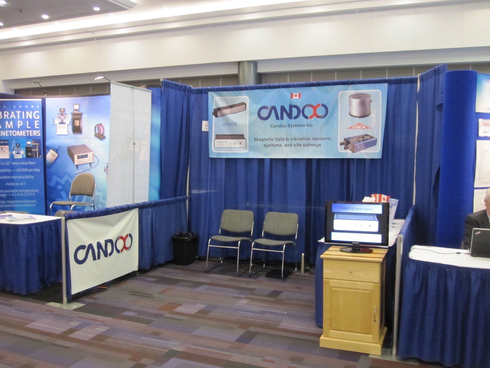 About Candoo Systems Inc.