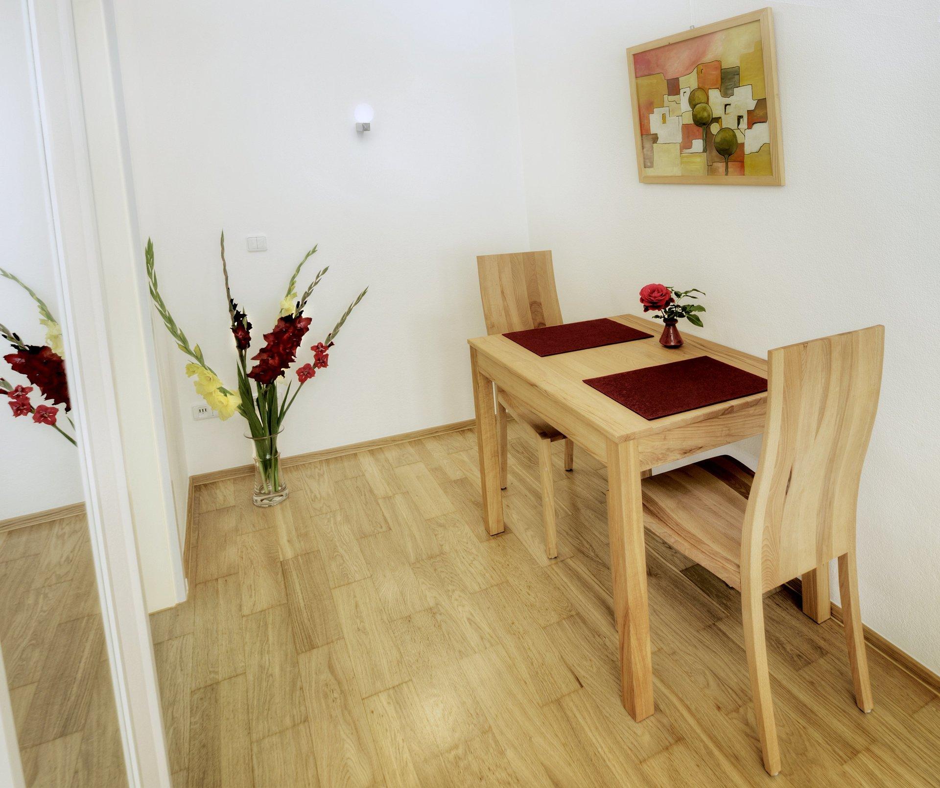 Apartment Goldener Kranich, Regensburg, Essplatz