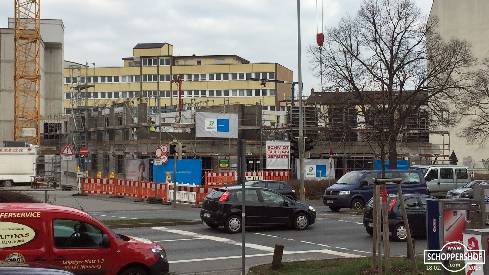 äußere Bayreuther Straße