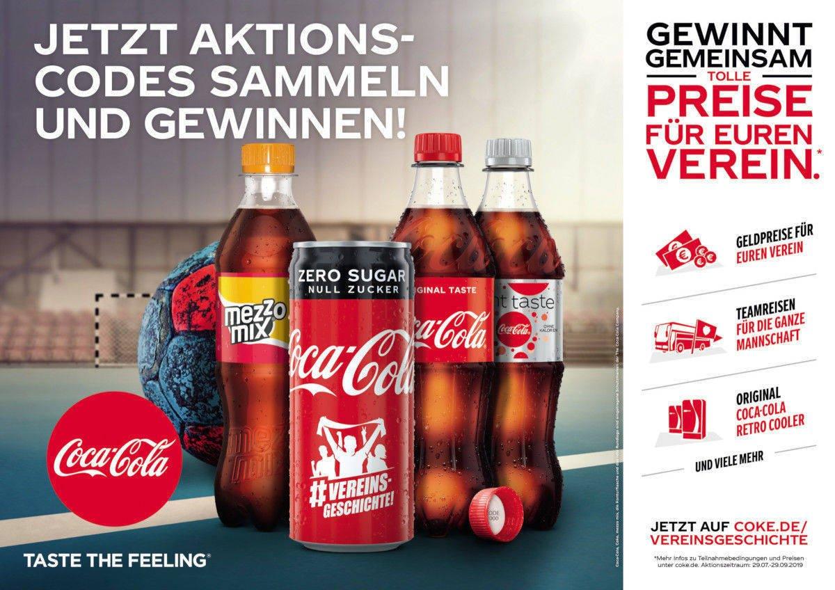 Coke.De/Vereinsgeschichte