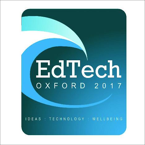 Logo design - Edtech2017 - Oxford and Swindon