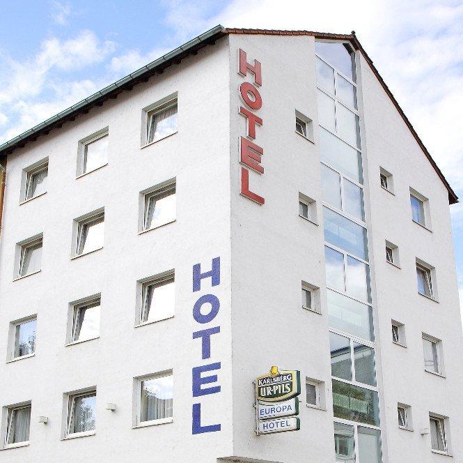 EUROPA HOTEL SAARBRÜCKEN Fassade