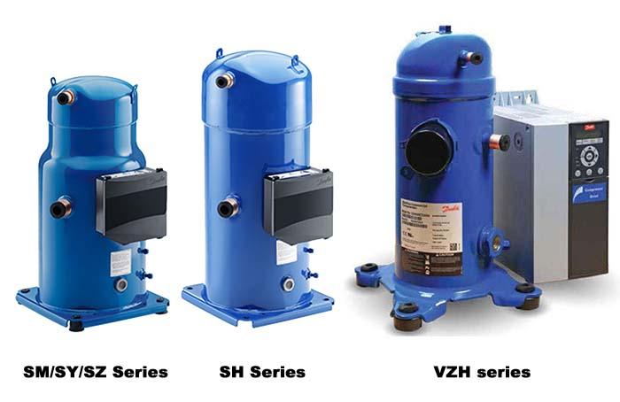 Proveedor De Compresores Maneurop Danfoss ☎ Contacto M 201 Xico