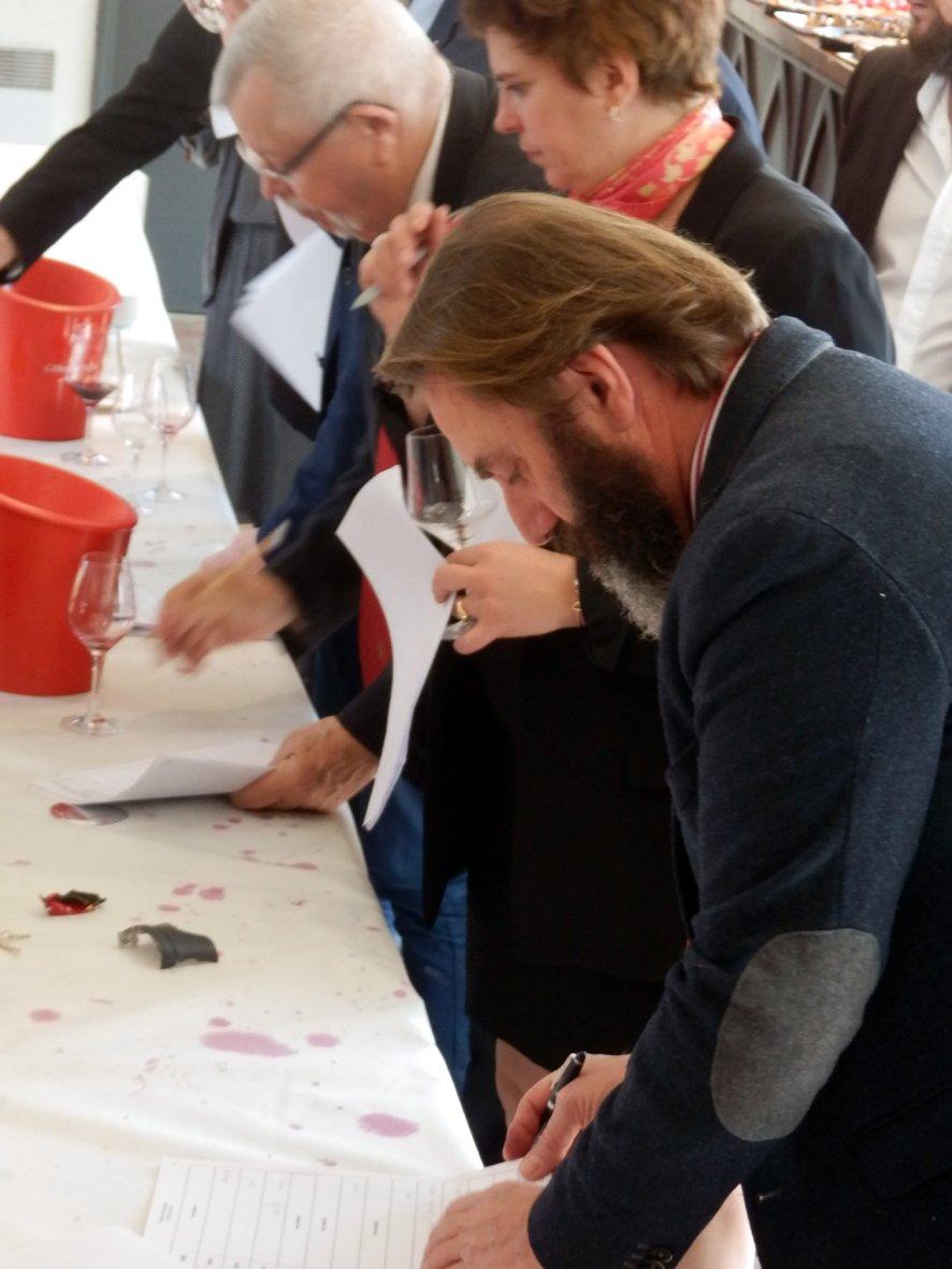 Concours des vins avignon - Chambre agriculture avignon ...