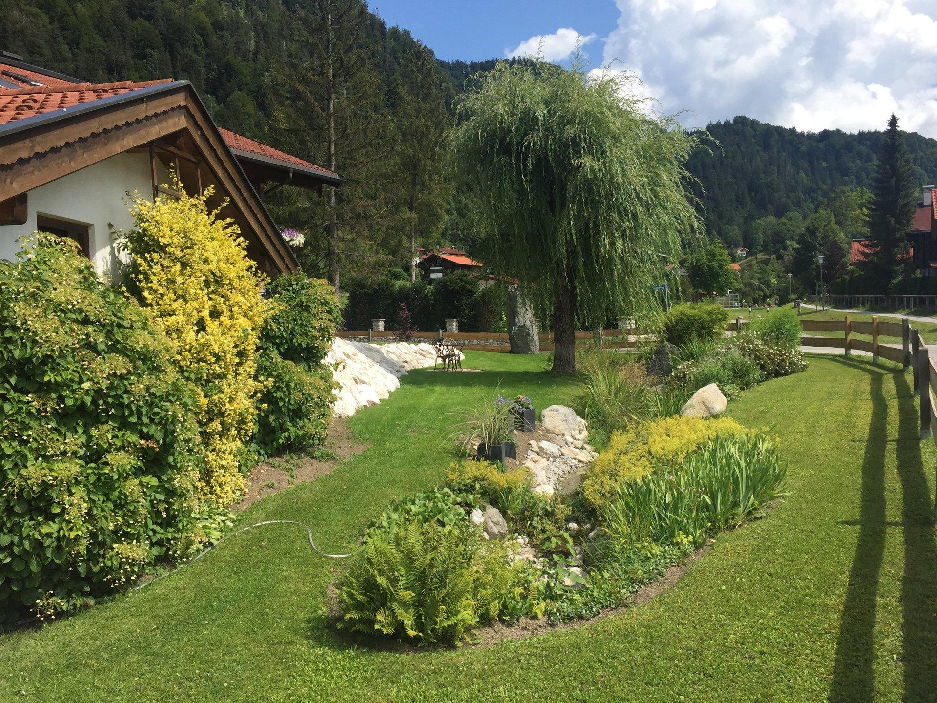 Haus am Wiesbach Ferienwohnungen in Reit im Winkl