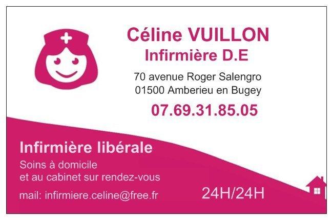 Cline Vuillon Infirmier Ambrieu En Bugey Cabinet Infirmire Domicile Infirmiere