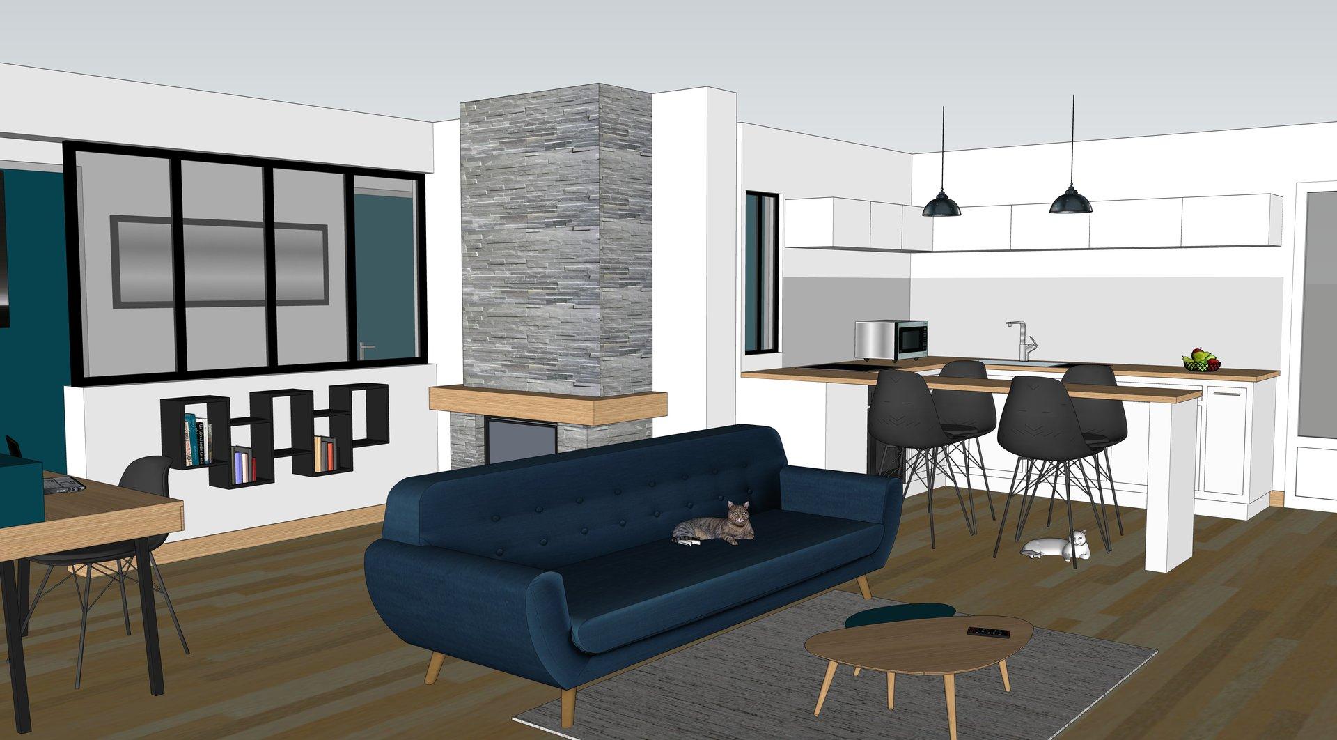 Ln Architecture Int Rieure Design # Mobilier En Palette