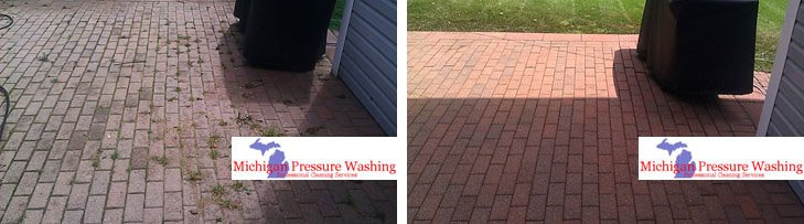 Services Michigan Pressure Washing Fully Insured Free