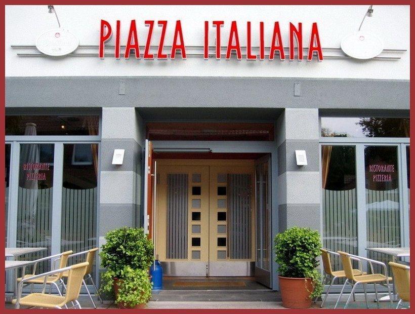 Willkommen bei Piazza Italiana