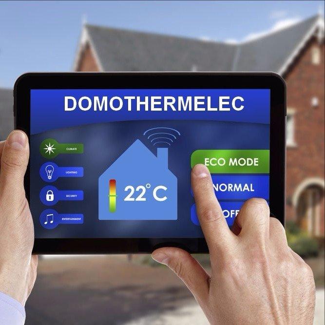 domotique , régulation , éclairage , smart home , planning , smartphone , automate , scenario , volet roulants , motorisation , portail , electrique