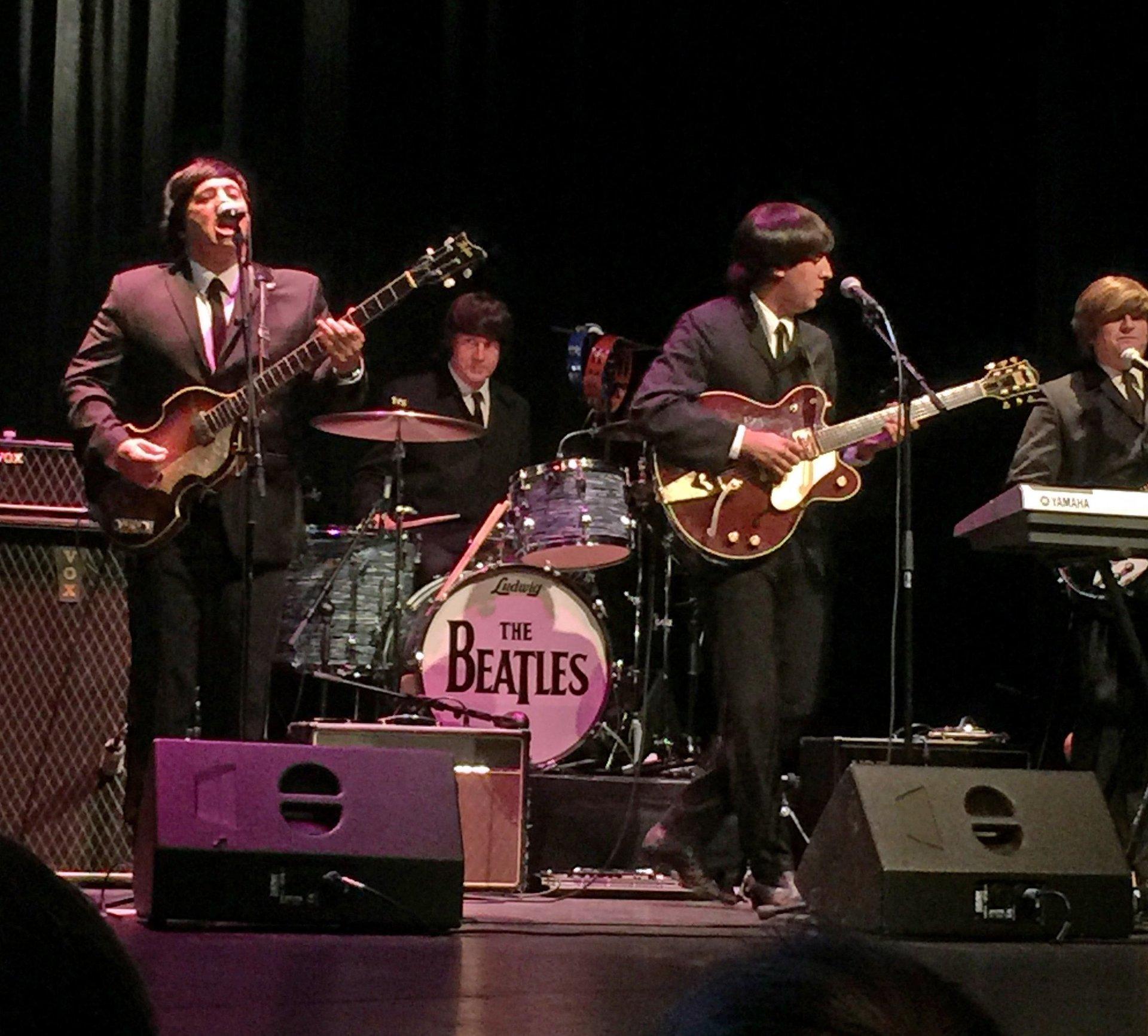 Beatles' tribute band
