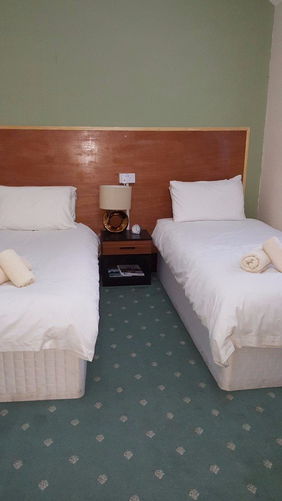 Disabled Room, Twin Beds
