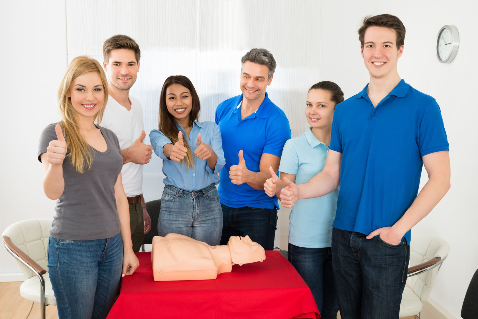 First Aid Courses in Basildon, Essex for Individuals & Companies